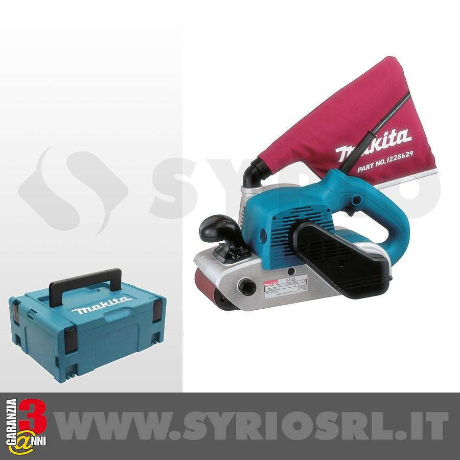 LEVIGATRICE A NASTRO 100X610 MM - 9403J
