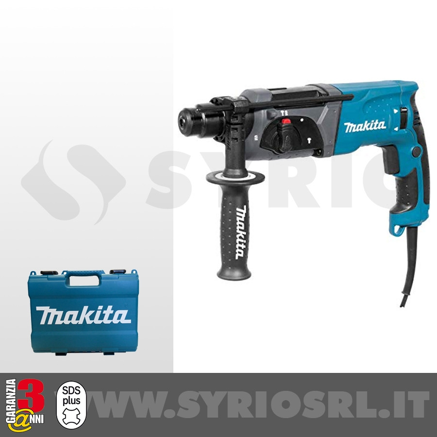 HR2470 TASSELLATORE 780W 24 mm SDS-Plus