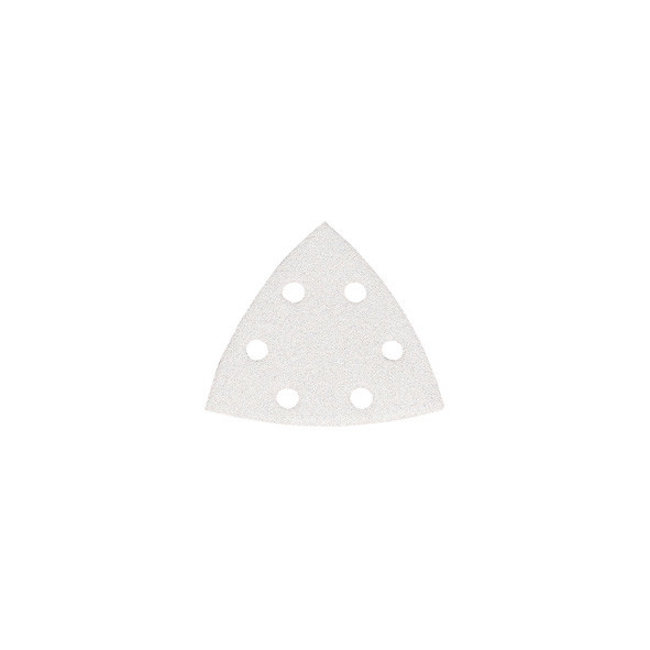 CARTA ABRASIVA DELTA WHITE CON VELCRO 94 MM GR. 100 PZ 10