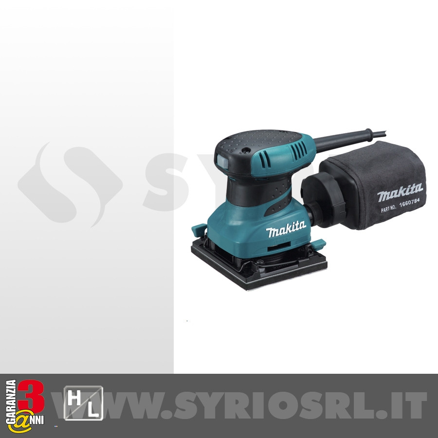 BO4555 LEVIGATRICE ORBITALE 112X102 mm