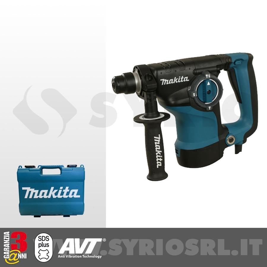 HR2811F TASSELLATORE 800W 28 mm ATTACCO SDS-Plus