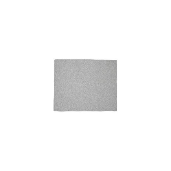 CARTA ABRASIVA NON FORATA 114 X 140 MM GR. 60 PZ 10