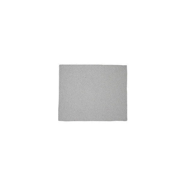 CARTA ABRASIVA NON FORATA 114 X 140 MM GR. 80 PZ 10