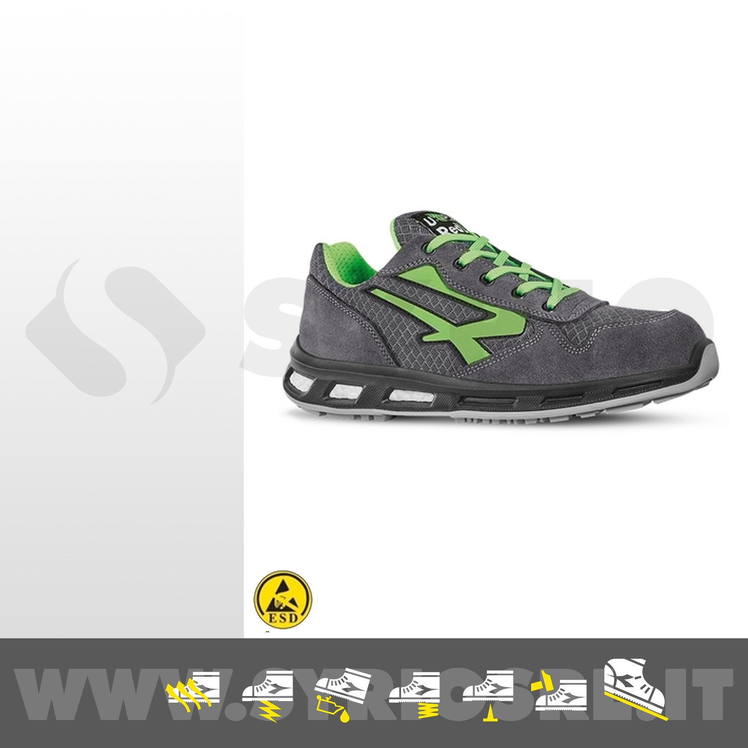 SCARPE ANTINFORTUNISTICHE POINT S1P SRC
