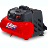 COMPRESSORE CUBY 1100 6 LT FIAC 8 BAR 1.1 KW OILLESS