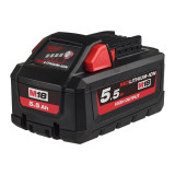M18 HB5.5 BATTERIA REDLITHIUM-ION HIGH OUTPUT 5.5AH 18V - 4932464712