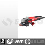 AGV 13-125 XE SMERIGLIATRICE ANGOLARE 1250 W 125 mm VELOCITA' VARIABILE - 4933451218