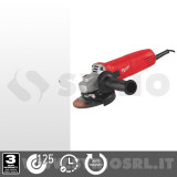 AG 10-125EK SMERIGLIATRICE ANGOLARE 125 mm 1000 W - 4933451220
