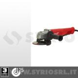AG13-125 XSPD SMERIGLIATRICE ANGOLARE 1250W 125MM - 4933451577