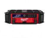 M18 PRCDAB+-0 RADIO DAB+ A BATTERIA 18™ PACKOUT™ SENZA BATTERIA E CARICABATTERIA cod. 4933472112