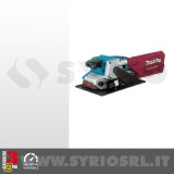9404X LEVIGATRICE A NASTRO 100 x 610 mm CON BASE D'APPOGGIO