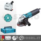 9565CRJX2 SMERIGLIATRICE ANGOLARE 125 mm / 115 mm 1400 W