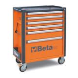 BETA CASSETTIERA MOBILE CON 6 CASSETTI, DISPONIBILE IN VARI COLORI - C37/6