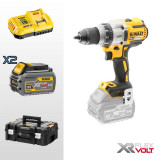 DCD991T2-QW TRAPANO AVVITATORE XRP 54V XR FLEXVOLT LITIO 6.0AH BRUSHLESS