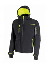 FU187 SOFT SHELL MODELLO SPACE