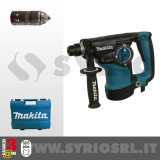 HR2811FT TASSELLATORE 800W 28 mm ATTACCO SDS-Plus CON DOPPIO MANDRINO