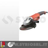 M9001 SMERIGLIATRICE ANGOLARE D 230 MM 2000W