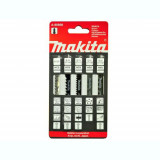 MAKITA SET DI 5 LAME PER SEGHETTO ALTERNATIVO B22/B23/B13/B16/B10S PZ 1