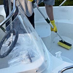 Come prendersi cura della barca